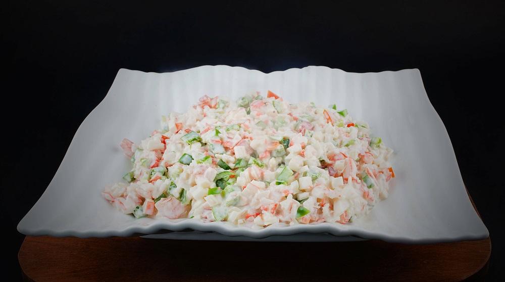 lagrange churrascaría ensaladas surimi